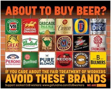 Unfair Dismissal at beer factory workers   Turner Freeman Lawyers NSW