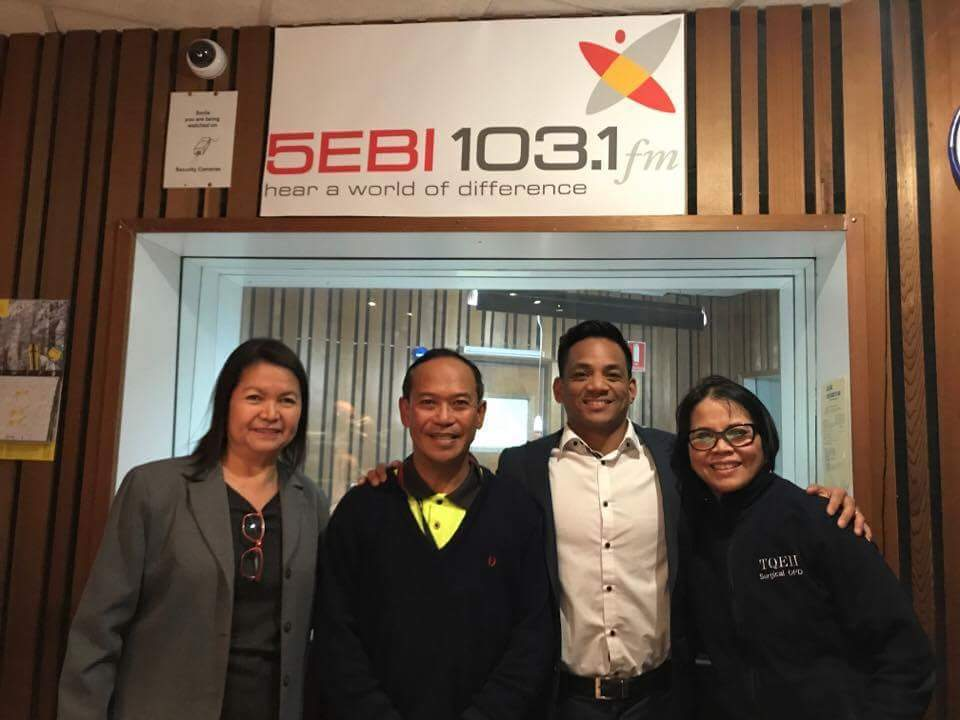 Fundraiser event for Adelaide Filipino Radio Station | Turner Freeman Lawyers