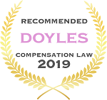 Turner Freeman Lawyers recommended asbestos compensation law firm in Doyles guide 2019