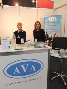 AVA Booth at TSANZSRS Conference