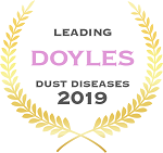 Turner Freeman Lawyers leading asbestos compensation law firm in Doyles guide 2019