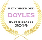Turner Freeman Lawyers recommended Dust Diseases solicitors 2019