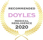 Sally Gleeson NSW Medical Negligence recommended lawyers for 2020 | Turner Freeman Lawyers