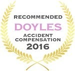 Doyles Guides award recipient | Accident Compensation Lawyers 2016