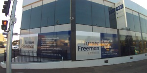Turner Freeman Lawyers Toowoomba office