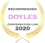 Recommended work injury 2020 | Turner Freeman Lawyers