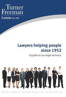 Turner Freeman General Law Services