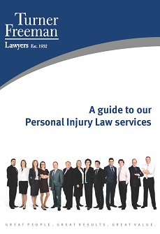 Turner Freeman Personal Injury Law Services