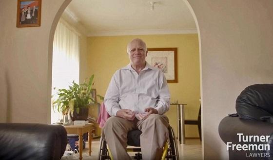 Stephen H testimonial | Turner Freeman Lawyers