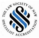 NSW accredited logo | Turner Freeman Lawyers