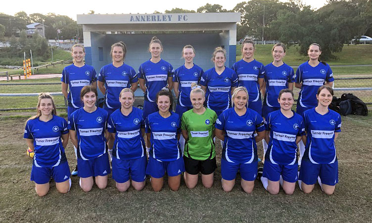 Turner Freeman Lawyers annerley football club sponsorship