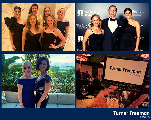 TF Perth gala dinner | Turner Freeman Lawyers